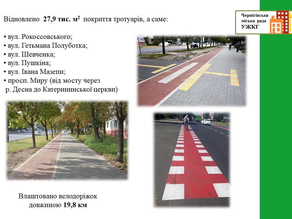 У міській раді відзвітувались за відремонтовані дороги цього року, фото-1