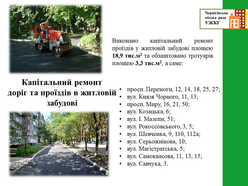 У міській раді відзвітувались за відремонтовані дороги цього року, фото-3